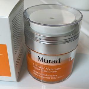 🆕 Murad Overnight Moisturizer